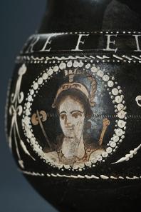 Göttervase mit Treveris. Trier, um 260 n. Chr. Rheinisches Landesmuseum Trier, © Th. Zühmer; Rheinisches Landesmuseum Trier.