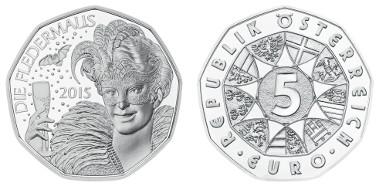 Austria/ 5 EUR/ Silver .800/ 28.5 mm/ Designer: Helmut Andexlinger (obverse), Thomas Pesendorfer (reverse)/ Mintage: 50,000.