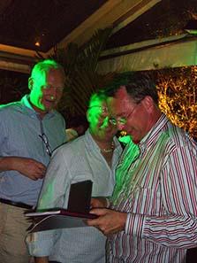 At the far right: Niels Hagemann, Managing Director MDM. Photo: Ursula Kampmann