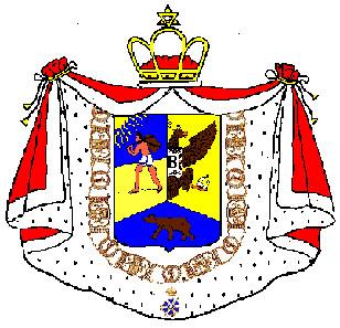 Bermania's coat of arms.