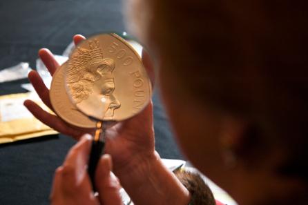 Copyright: The Royal Mint.