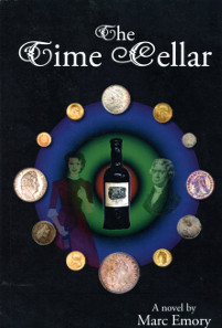 Marc Emory, The Time Cellar. Ivy Press, Inc. Dallas 2012. 334 p. 15 x 22 cm. ISBN 978-1-59967-971-6.
