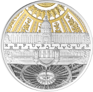 FRANCE / 10 Euro / 2015 / Silver Ag 900 / Diameter: 37mm / Weight: 22.2 g / Proof / Mintage: 5.000.