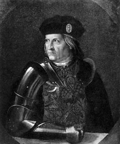 Ercole I. d'Este. Quelle: Wikicommons.
