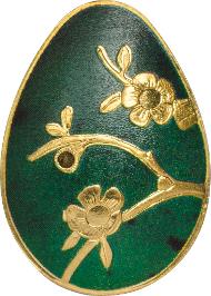 Palau / 1 Dollar / Gold .9999 / 0,5 g / 9,7 × 13,92 mm / Prooflike / 5000 Stück.