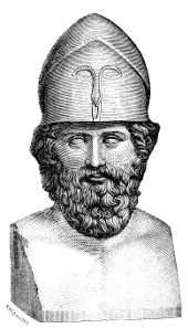 Herm of Themistocles. Source: Wikicommons.