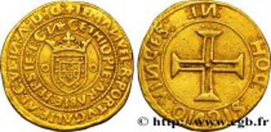 Manuel I, King of Portugal, 10 cruzados, Lisbon. Estimate: 55,000 euro.
