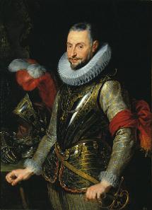 Workshop of Peter Paul Rubens, Marquis Ambrogio Spinola, around 1630.