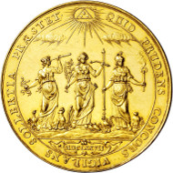 HAMBURG, Bank - Portugalöser 1677 zu 10 Dukaten. Gaed. 1609. Mages 88. Slg. Böttcher 61. vz-fast St. Taxe: EUR 22.500, Zuschlag: 35.000.