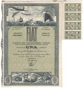 Der 1899 in Turin gegründete