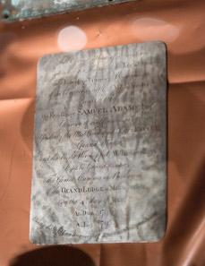 Außerdem eine Silberplakette. Foto © Museum of Fine Arts, Boston.