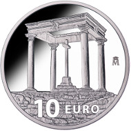 Spain / 2015 / 10 euro / Silver 925 / 40 mm / 27 g / Proof / Mintage: 7,500.