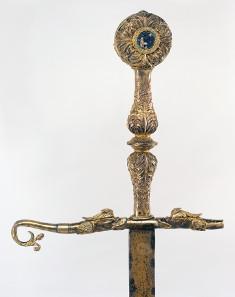 Päpstliches Geschenk. © Schweizerisches Nationalmuseum.