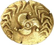 18: Ubier. Gold-Stater