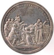 D. F. Loos, Medaille des Pariser Friedens, 1814 © Schweizerisches Nationalmuseum.