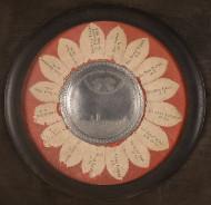 Andenken an die Hungersnot und die Preise des Jahres 1817, Medaille, Zinn, Frauenfeld ?, 1817. © Schweizerisches Nationalmuseum.
