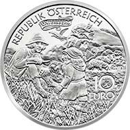 Österreich. 10 Euro