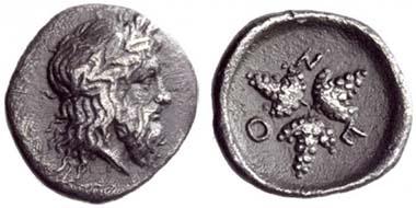 52 - Locris Opuntii, Tritetartemorion, 350 BC. NAC 55 (2010), 52.