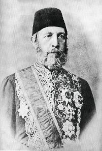 Alexandre Carathéodory Pasha. Source: Wikipedia.