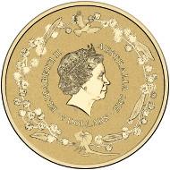 Australia / 2015 / 5 $ / Metal: Al Zn Br / 38.74 mm / 20.00 g / Design: Jim Tsinganos / Mintage: 30,000.