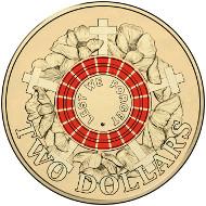 Australia / 2015 / $2.
