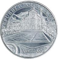 Italy / 2015 / 5 euro / Silver .925 / 18 g / 32 mm / Designer: Maria Grazia Colaneri / Mintage: 5,000.