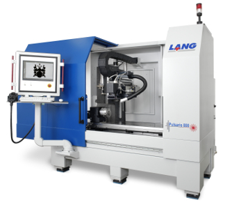 The Pulsaris 800 machine by Lang (Hüttenberg) was specifically developed for the engraving of coin dies with laser technology.