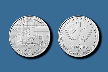 175 Jahre Eisenbahn in Deutschland