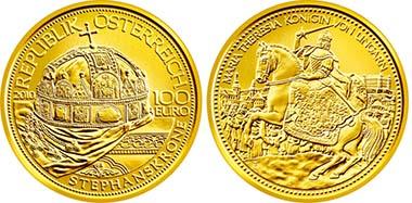 Austria. 100 Euro