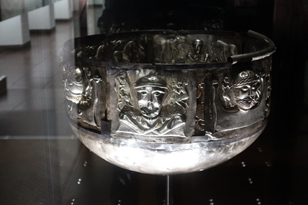 Gundestrup Cauldron. Photo: UK.