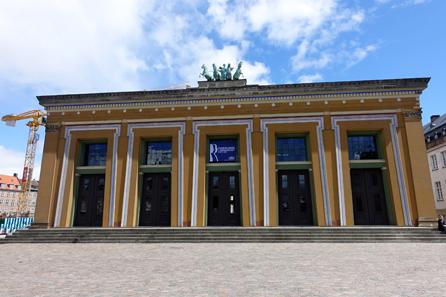 Thorvaldsens Museum.