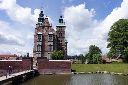 Rosenborg Castle. Photo: UK.