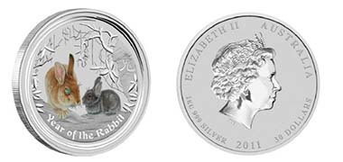 Australia - Mintage: 5.000 - 30 AUD - 32.151 oz silver - 99,9 % Fineness - 1001.002 g - 100.6 mm