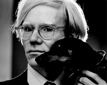 Andy Warhol, zwischen 1966 und 1979. Foto: Jack Mitchell / https://creativecommons.org/licenses/by-sa/4.0/