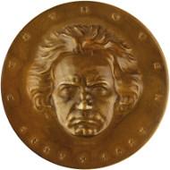 Arnold Harting, Ludwig van Beethoven, Composer, 1927. © Jordi Puig / Fundació Rafael Masó.