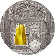 Palau / 50 Dollar / Silber .999 / ca 1 kg / 100 mm / Auflage: 99.