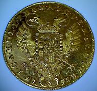 275: Kurfürst Karl Theodor. Dreifacher Dukat, 1792. Schätzpreis: 15.000 Euro.