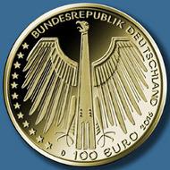 Wertseite des Entwurfs von Friedrich Brenner.