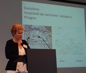 Dr. Ute Wartenberg.