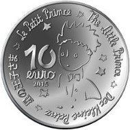 France / 2015 / 10 euros / Ag 900 / 22.2 g / 37 mm / Mintage: 5,000.