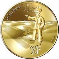 France / 2015 / 50 euros / Au 920 / 8.45 g / 22 mm / Mintage: 2,000.