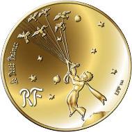 France / 2015 / 200 euros / Au 999 / 31.104 g / 37 mm / Mintage: 1,000.