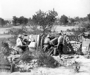 Gallipoli during the Third Battle of Krithia, 4 June 1915. Source: Wikipedia.
