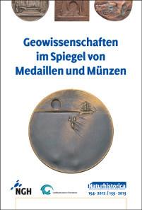 Gerd-Henrich Stork: Geowissenschaften im Spiegel von Medaillen und Münzen, Hannover 2014 (= Naturhistorica 154/155). 724 p., more than 2,300 illustrations. Hardcover, adhesive binding. 18.6 × 26 cm. ISBN 978-3-929444-39-1. 89 euros.