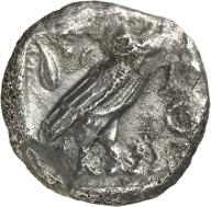 183: Dareios II. 424-405 v. Chr. Tetradrachmon attischen Schlages (