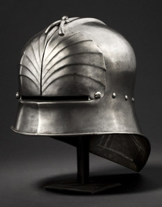 A Southern German late Gothic sallet, presumably Innsbruck, circa 1490. Starting price: 15,000 Euros.