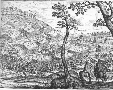 Battle of Wittstock 1636, 17th century. Source: Wikicommons.