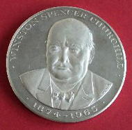 The Company's very first project, a medal dedicated to statesman and Prime Minister Winston Churchill was minted in 1965 as a memorial to the great leader.