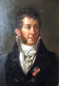 Mykolas Kleopas Oginskis, painting by Francois-Xavier Fabre.