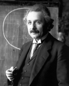 Albert Einstein, photography taken by Ferdinand Schmutzer in 1921.